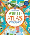 Barefoot Books World Atlas Sticker Book Cover Image