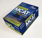 Essential MCAT: Flashcards + Online: Quick Review for Every MCAT Subject (Graduate School Test Preparation) Cover Image