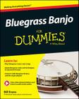 Bluegrass Banjo for Dummies Cover Image