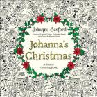 Johanna's Christmas: A Festive Coloring Book for Adults Cover Image