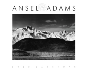 Ansel Adams 2022 Wall Calendar Cover Image