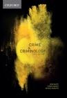 Crime & Criminology Cover Image