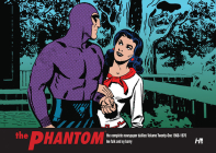 The Phantom the Complete Dailies Volume 21: 1968-1970 Cover Image