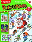 Christmas Puzzles (Highlights Puzzlemania Activity Books) Cover Image