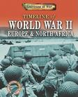 Timeline of World War II: Europe & North Africa (Americans at War) Cover Image