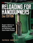 Reloading for Handgunners, 2nd Edition Cover Image