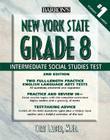 Barron's New York State Grade 8 Intermediate Social Studies Test Cover Image