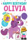 Happy Birthday Olivia Cover Image