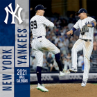 New York Yankees 2021 12x12 Team Wall Calendar Cover Image