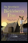 The Adventures of Huckleberry Finn Illustrated Cover Image