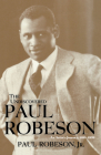 The Undiscovered Paul Robeson, an Artist's Journey, 1898-1939 Cover Image
