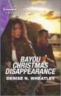 Bayou Christmas Disappearance Cover Image