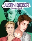 Justin Bieber Coloring Book Cover Image