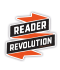 Reader Revolution Sticker Cover Image