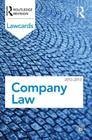 Company Law (Routledge Lawcards) Cover Image