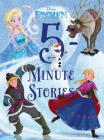 Frozen 5-Minute Frozen Stories (5-Minute Stories) Cover Image