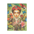 Paperblanks Flexis Frida (Esprit de Lacombe) Softcover Notebook, Lined - MIDI Cover Image