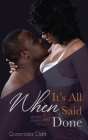 When It's All Said and Done Cover Image