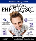 Head First PHP & MySQL: A Brain-Friendly Guide Cover Image
