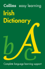 Collins Easy Learning Irish – Easy Learning Irish Dictionary Cover Image