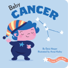 A Little Zodiac Book: Baby Cancer Cover Image