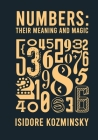 Numbers Their Meaning And Magic Cover Image