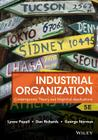 Industrial Organization: Contemporary Theory and Empirical Applications Cover Image
