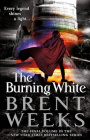 The Burning White (Lightbringer #5) Cover Image