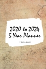 2020-2024 Five Year Monthly Planner (Small Softcover Calendar Planner) Cover Image