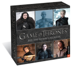 Game of Thrones 2021 Day-to-Day Calendar Cover Image