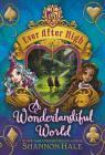 Ever After High:  A Wonderlandiful Doodle Book Cover Image