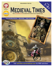 Medieval Times, Grades 5 - 8 (World History) Cover Image