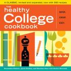 The Healthy College Cookbook Cover Image