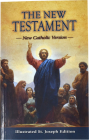The New Testament (Pocket Size) New Catholic Version Cover Image