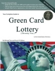 Your Complete Guide to Green Card Lottery (Diversity Visa) - Easy Do-It-Yourself Immigration Books - Greencard Cover Image