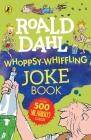 Roald Dahl Whoppsy-Whiffling Joke Book Cover Image