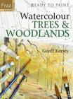 Watercolour Trees & Woodlands (Ready to Paint) Cover Image