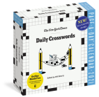 The New York Times Daily Crosswords Page-A-Day Calendar for 2021 Cover Image