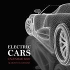 Electric Cars Calendar 2020: 16 Month Calendar Cover Image