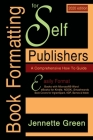 Book Formatting for Self-Publishers, a Comprehensive How-To Guide (2020 Edition for PC): Easily format print books and eBooks with Microsoft Word for Cover Image