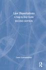Law Dissertations: A Step-By-Step Guide Cover Image