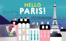 Hello, Paris! (Hello, Big City!) Cover Image