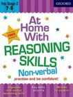 At Home with Non-Verbal Reasoning Skills (7-9) Cover Image