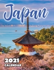 Japan 2021 Wall Calendar Cover Image