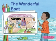 The Wonderful Boat: Bible Events Dot to Dot Book (Bible Art) Cover Image
