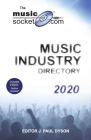 The MusicSocket.com Music Industry Directory 2020 Cover Image