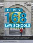 The Best 168 Law Schools, 2013 Edition Cover Image