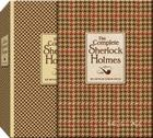 The Complete Sherlock Holmes (Knickerbocker Classics) Cover Image
