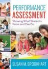 Performance Assessment Cover Image