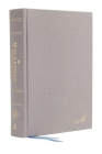 Nasb, MacArthur Study Bible, 2nd Edition, Hardcover, Gray, Comfort Print: Unleashing God's Truth One Verse at a Time Cover Image